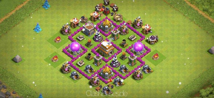 Köy Binası 6 Düzeni #1