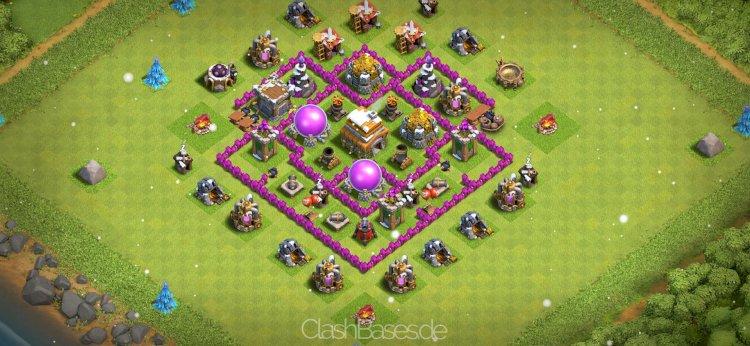 Köy Binası 6 Düzeni #4