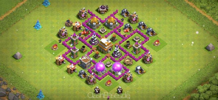 Köy Binası 6 Düzeni #8