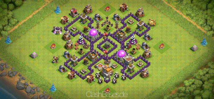 Köy Binası 7 Düzeni #3