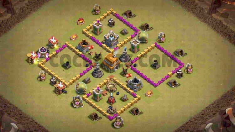 Köy Binası 6 Düzeni #12