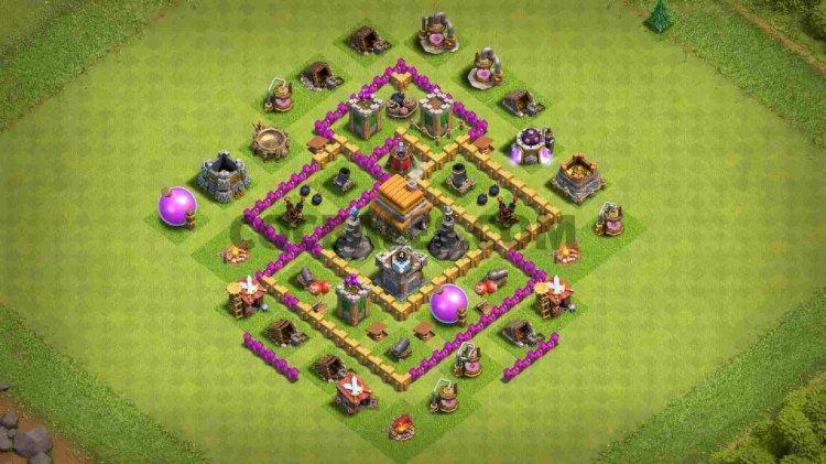 Köy Binası 6 Düzeni #13