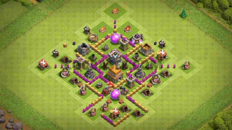 Köy Binası 6 Düzeni #16