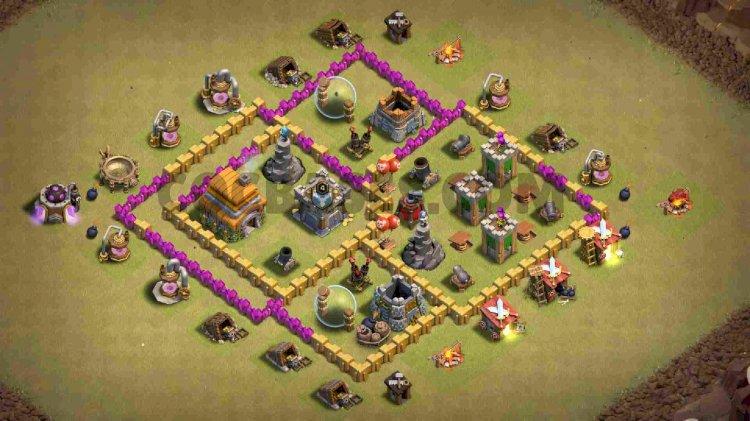 Köy Binası 6 Düzeni #24