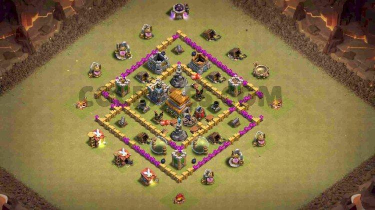 Köy Binası 6 Düzeni #26