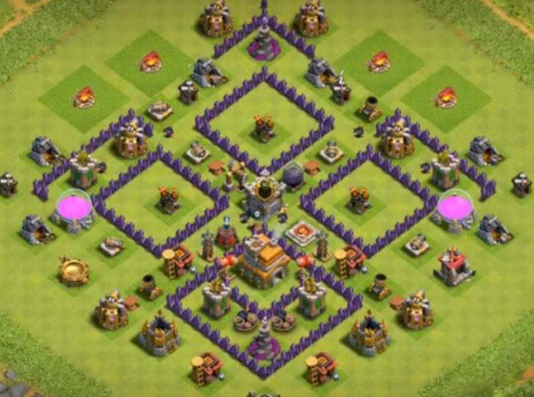 Köy Binası 7 Düzeni #14