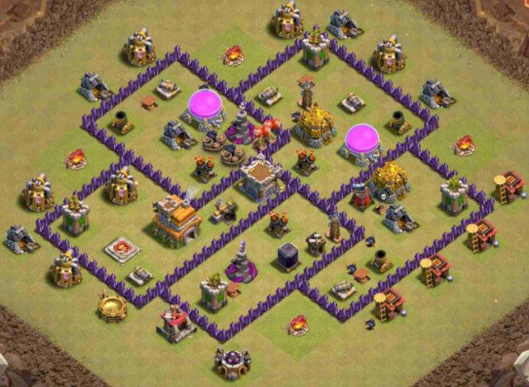 Köy Binası 7 Düzeni #15