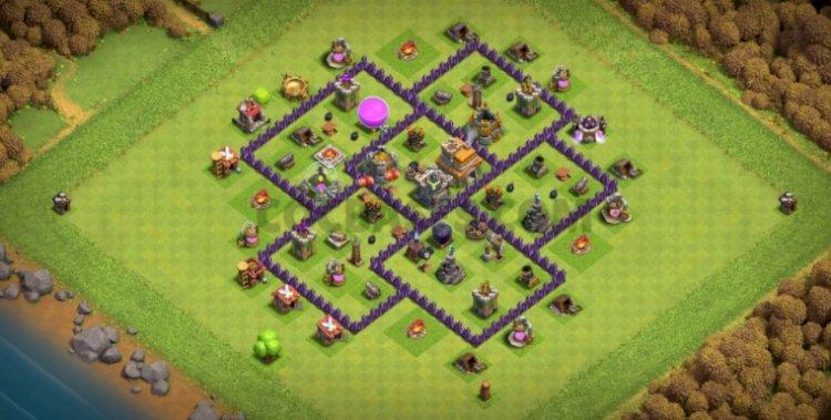 Köy Binası 7 Düzeni #30