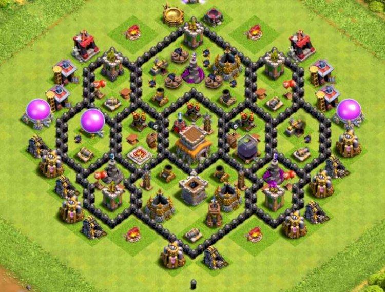 Köy Binası 8 Düzeni #26