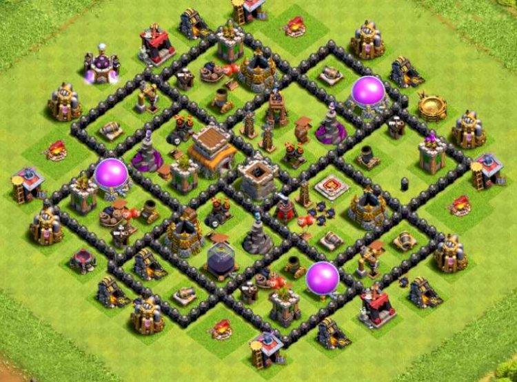 Köy Binası 8 Düzeni #30