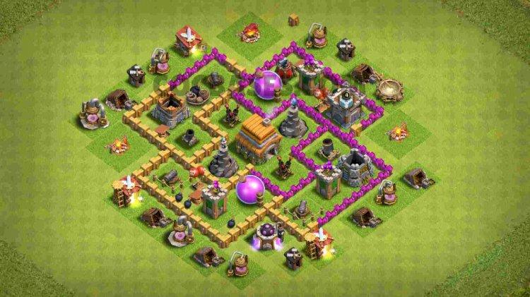Köy Binası 6 Düzeni #32