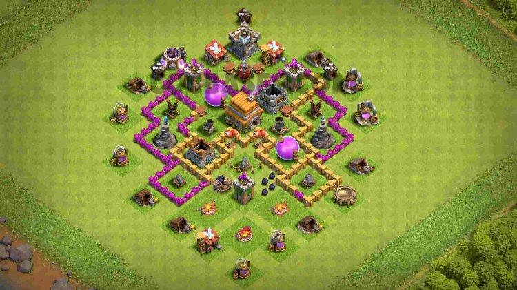 Köy Binası 6 Düzeni #33