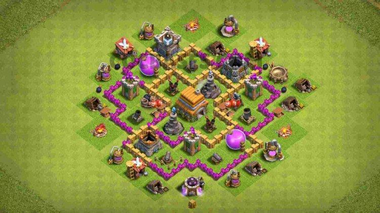 Köy Binası 6 Düzeni #34