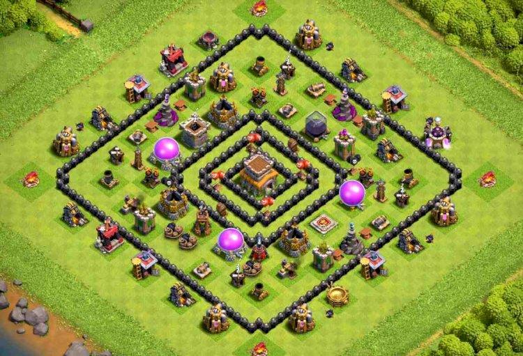 Köy Binası 6 Düzeni #39