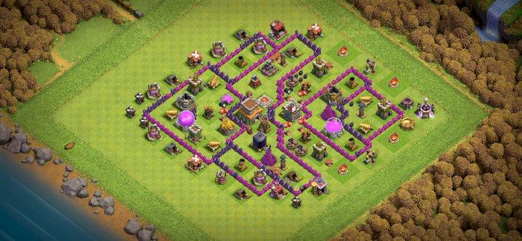 Köy Binası 8 Düzeni #41