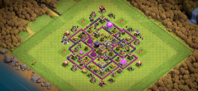 Köy Binası 8 Düzeni #44