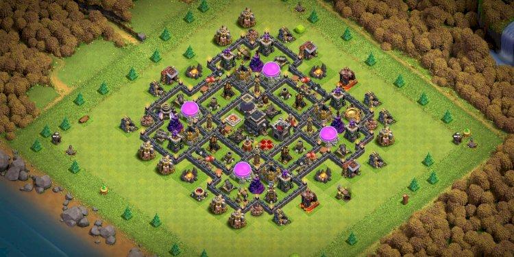 Köy Binası 10 Düzeni #47