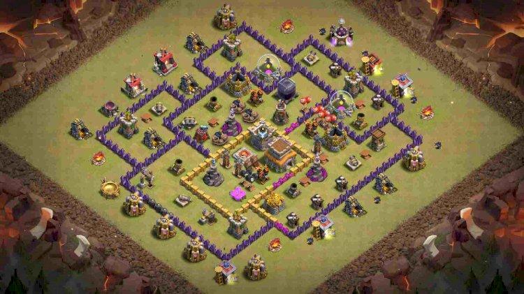 Köy Binası 8 Düzeni #48