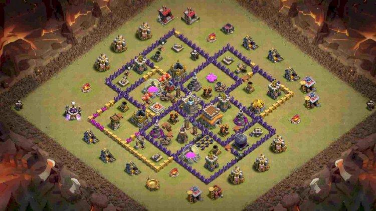 Köy Binası 8 Düzeni #55
