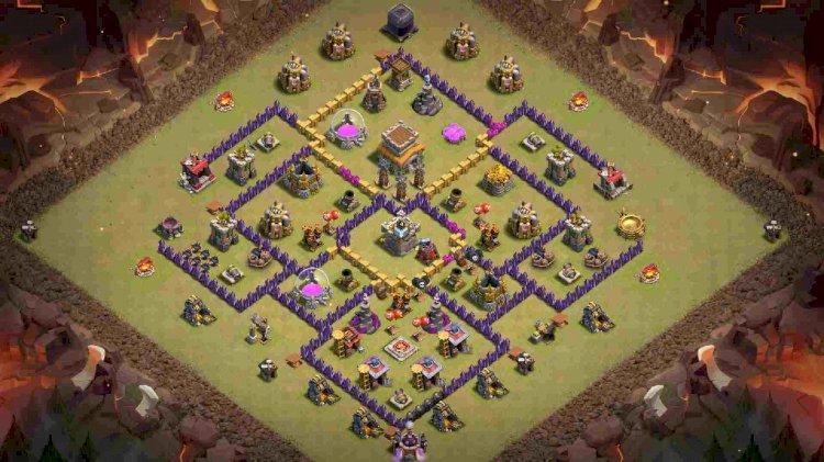 Köy Binası 8 Düzeni #57