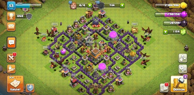 Köy Binası 8 Düzeni #59