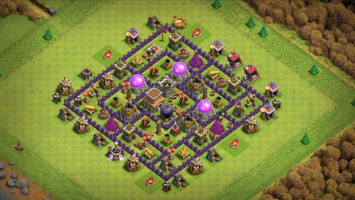 Köy Binası 8 Düzeni #60