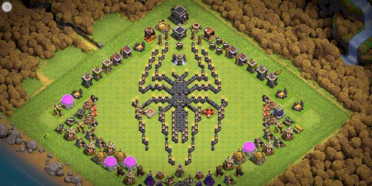 Köy Binası 9 Düzeni #57 (TROLL)