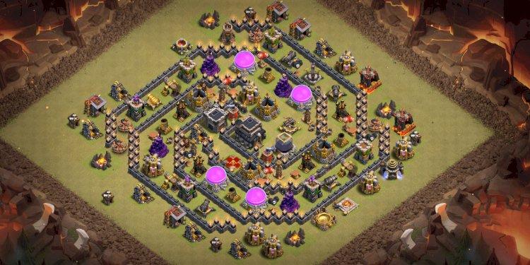 Köy Binası 9 Düzeni #59