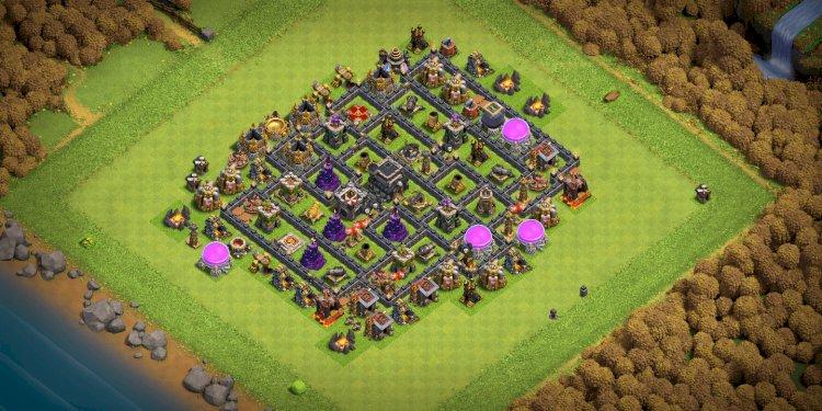 Köy Binası 9 Düzeni #61